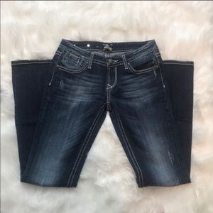 💙 4/$35 Rerock For Express Distressed Jeans